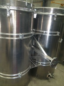 Stainless Steel Welding - Tanks