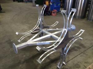 Stainless Steel Welding - Tank Holders