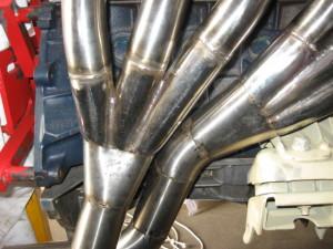 Stainless Steel Welding - Exhaust